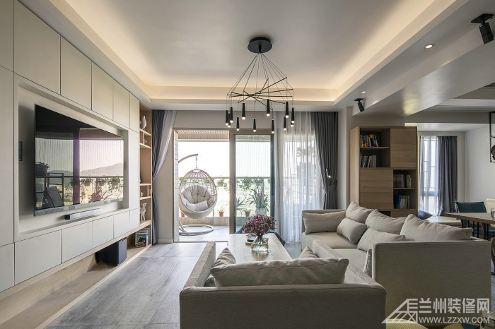极简的装修设计,高端的体验,让您的居住空间更加的舒适!