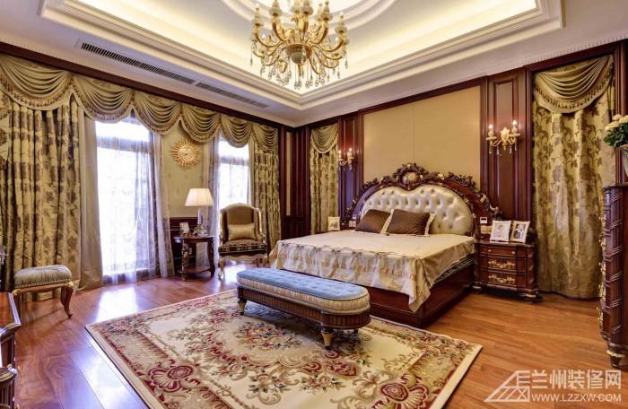 别墅古典欧式风格